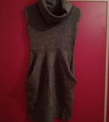 DŽemper- TUNIKA- zimska haljina S, XS