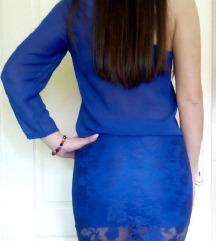 Divna vizantijsko plava haljina Snizena !