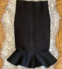 Nova zimska suknja