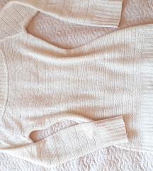 Beli terranova džemperić