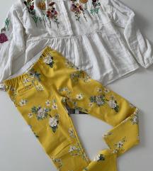 Zara pantalone 10 i 11-12 god