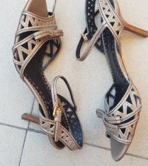 Prada nove kožne sandale, original