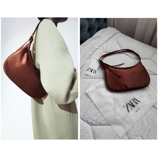 🖤 Zara shoulder bag NOVO! 🖤