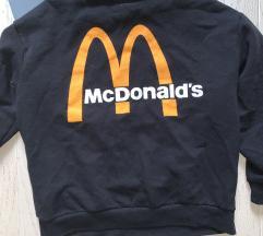 McDonald's zara duks oversized