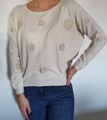 E - woman džemper sa detaljima