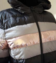 TRN trobojna stepana jakna, vel. M