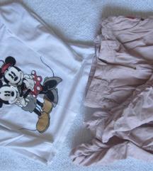 H&M Disney + NAME IT, 6-8 god.