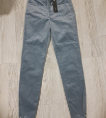 Esprit visoki struk pantalone NOVE XXS