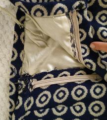 Sivena suknja