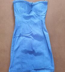 Fishbone korset haljina