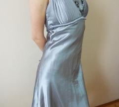 Siva haljina dizajnerska izrada