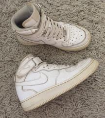 Nike air force, duboke