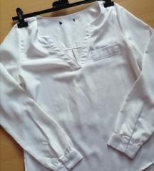 HM bela košulja