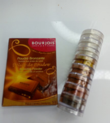 Bourjois choco bronzer+AS toranj pigmenata