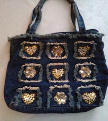 Dzins torba marke Leopard