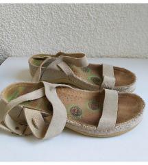 Anatomske kozne sandale