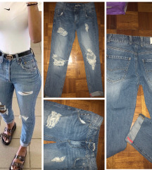 Fracomina jeans farmerke NOVE