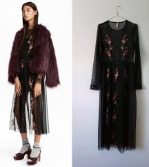 H&M mesh haljina