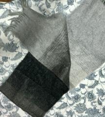 Oversized šal
