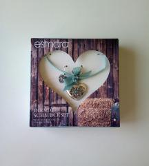 ESMARA ogrlica+mindjuse