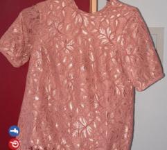 H&M majica od čipke