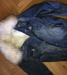 Teksas zimska jakna