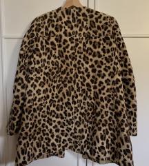 ZARA leopard jakna