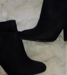 Velurne cizme