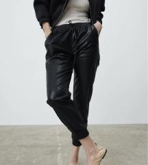 Kozne pantalone, model ZARA