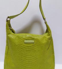 TOSCA BLU  original torba 100%koža 33x30