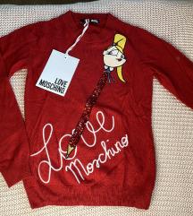 Love Moschino dzemper