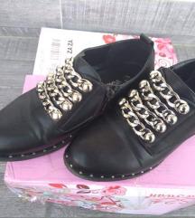 Crne cipelice od Eko kože broj 36