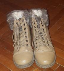 Kozne zimske cipele za sneg Snizeno