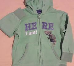 Pamučna jaknica za dečake