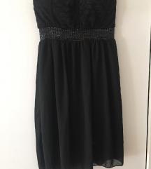 Crna letnja haljina