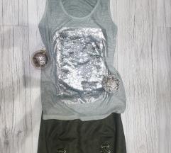 Suknja i majica novo