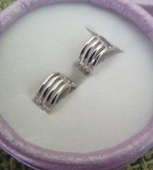 Nove karikice sterling silver