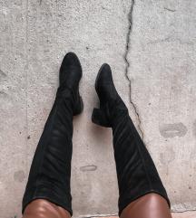 Zara duboke čizme