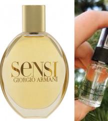 DEKANT Sensi Giorgio Armani za žene***ORIGINAL***