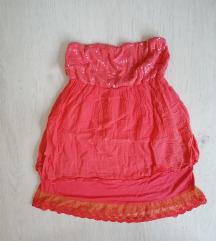 Roze top majica
