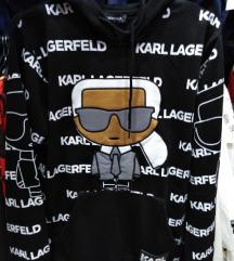 Karl Lagerfeld Duks sa kapuljacom Top SNIZENJE!