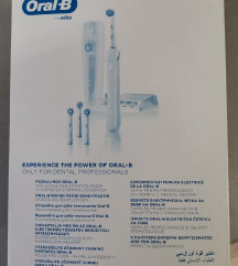NOVA Oral-B električna četkica za zube