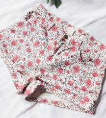 H&M cvetni šorts