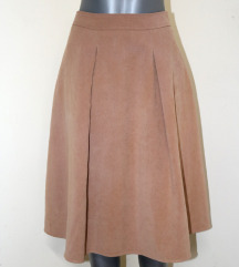 *Amisu* suknja-konjak boja*odlična