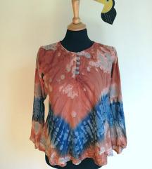 Vintage Batik Bluza