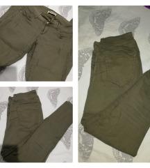 Tally Weijl zelene pantalone