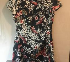 Zara japanska haljina