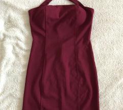 Nova haljina bordo