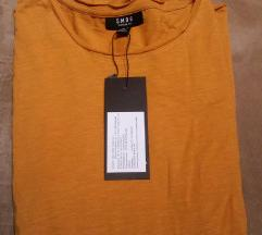 Narandžasti (muški) duks dugih rukava smog M
