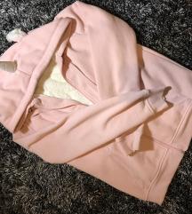 Roze jednorog duks